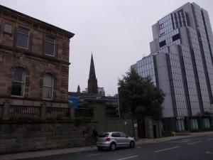 בנינים ישנים וחדשים