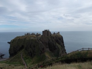 מבט אל המבצר