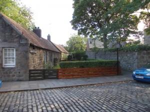 בית ליד גן הדיקן