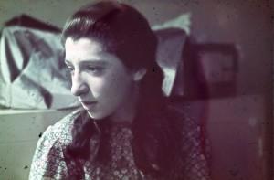 דודתי מרים קליין 1943-1924