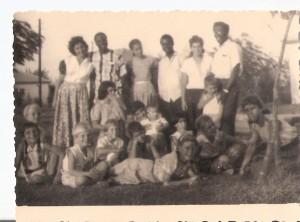 משלחת צעירי גאנה וילדי רגבה