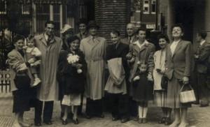 החתונה של סרה אנשטדט ופטר [אלברט -ין] קוברס