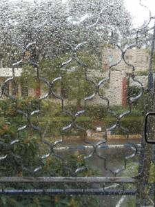 גשם על החלון