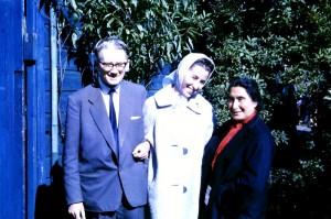 בפ' אלברט ואני ב1965 [משיקופית] צילם אברהם ברוק