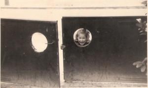 זהו שער החצר של מורי הראשון לקריאה וכתיבה
