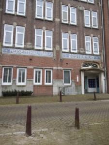 Rosenthal-May בית הספר היהודי לאחיות , אחרי המלחמה אכלנו שם מרק חם