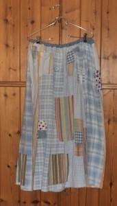 חצאית מתוקנת מקדימה