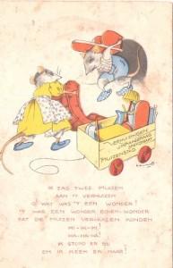עכברים מעבירים דירה