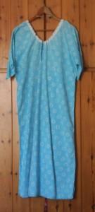 השמלה הכפרית שלי מכותנה רכה
