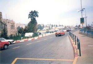 גשר גדוד 22 ב1995